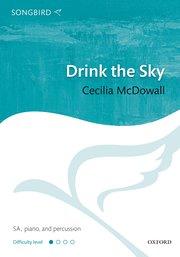 Cover for   Drink the Sky