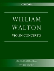 Cover for   Violin Concerto