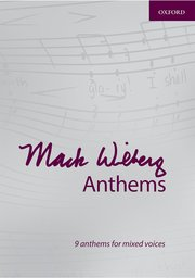 Cover for   Mack Wilberg Anthems