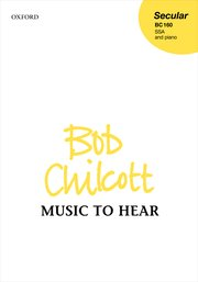 Cover for   Music to hear