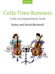 Cover for   Cello Time Runners Cello Accompaniment Book