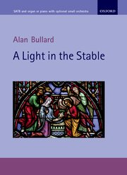 Cover for   A Light in the Stable