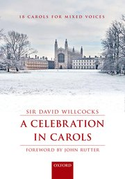 Cover for   A Celebration in Carols