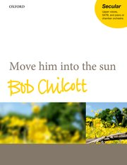 Cover for   Move him into the sun