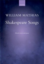 Cover for   Shakespeare Songs