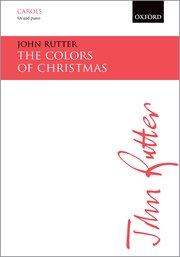 Cover for   The Colors of Christmas