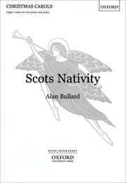 Cover for   Scots Nativity