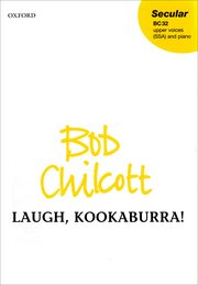 Cover for   Laugh, kookaburra
