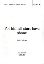 Cover for   For him all stars have shone
