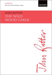 Cover for   The Wild Wood Carol