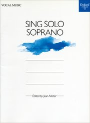 Cover for   Sing Solo Soprano