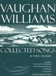Cover for   Collected Songs Volume 1