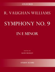 Cover for   Symphony No. 9