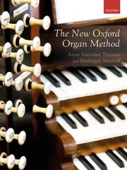 Cover for   The New Oxford Organ Method