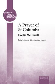 Cover for   A Prayer of St Columba