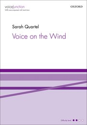 Cover for   Voice on the Wind