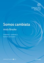 Cover for   Somos cambiata