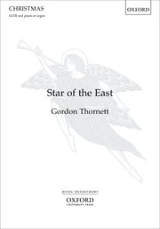 Cover for   Star of the East
