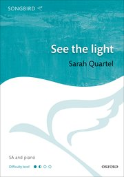 Cover for   See the light
