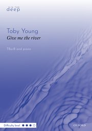 Cover for   Give me the river