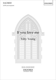 Cover for   If you love me