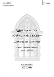 Cover for   Salvator mundi