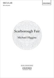 Cover for   Scarborough Fair