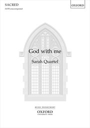 Cover for   God with me