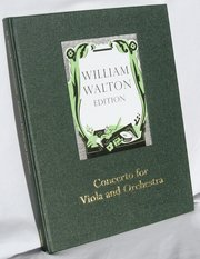 Cover for   Concerto for Viola and Orchestra