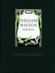 Cover for   Orchestral Works 1