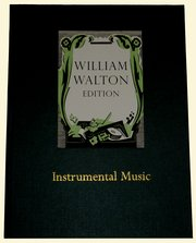 Cover for   Instrumental Music