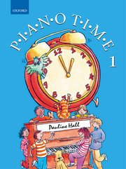 Cover for   Piano Time 1