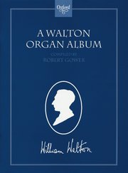 Cover for   A Walton Organ Album