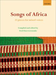 Cover for   Songs of Africa