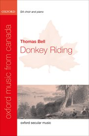 Cover for   Donkey Riding