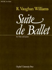 Cover for   Suite de Ballet