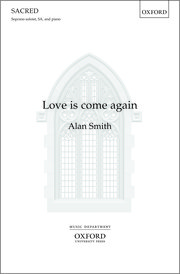 Cover for   Love is come again