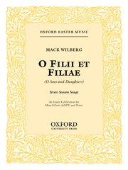 Cover for   Filii et filiae (An Easter Celebration)