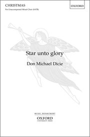 Cover for   Star unto glory