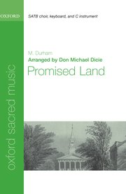 Cover for   Promised Land