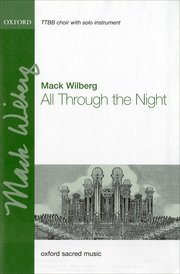 Cover for   All Through the Night