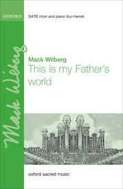 Cover for   This is my Fathers world