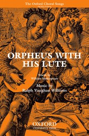 Cover for   Orpheus with his Lute