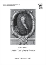 Cover for   O Lord God of my salvation