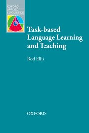 Cover for   Task-based Language Learning and Teaching