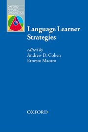Cover for   Language Learner Strategies