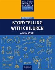 Cover for   Storytelling With Children
