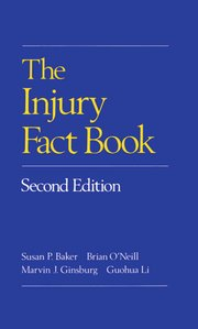 Cover for   The Injury Fact Book