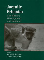 Cover for   Juvenile Primates
