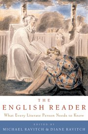 Cover for   The English Reader
